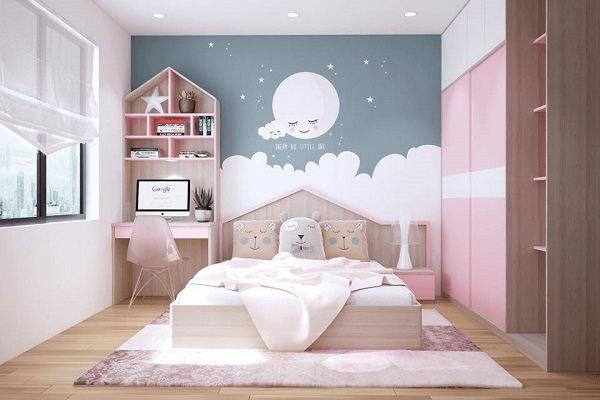 4 ý tưởng về cách trang trí phòng ngủ nhỏ đẹp cho nữ dễ thương siêu hot