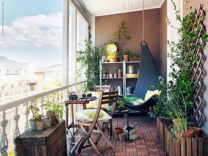 6 Ý tưởng decor ban công chung cư đẹp nhất hiện nay