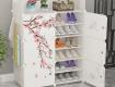Cách chọn kích thước tủ giày tiêu chuẩn cho phòng khách của bạn