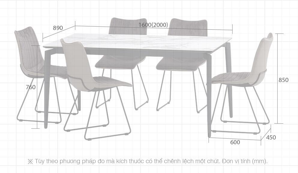Chọn bàn ăn thông minh có thể gấp lại
