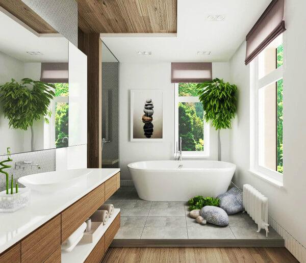 Mẫu nhà vệ sinh đẹp nhất và tươi đẹp
