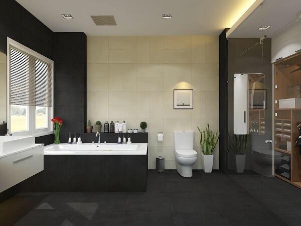 Mẫu nhà vệ sinh đẹp và quyến rũ