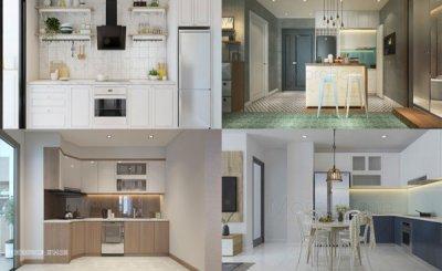 Những mẫu nhà bếp nhỏ đẹp nổi bật 2021 dành cho nhà có diện tích nhỏ