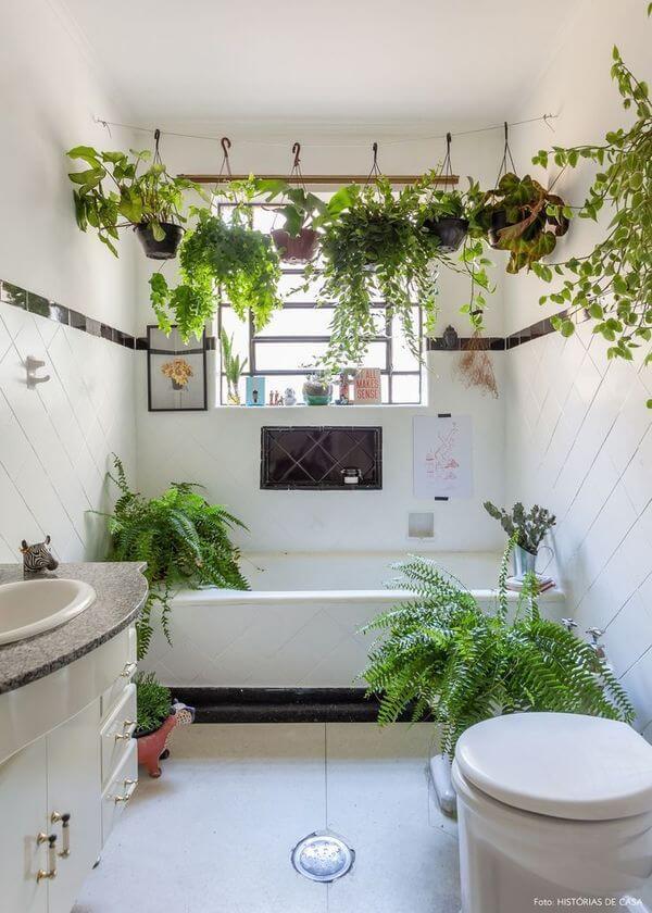 Nhà vệ sinh đẹp giá rẻ và xanh mát