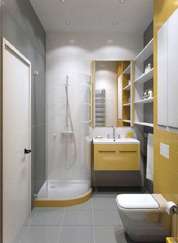 Nhà vệ sinh với tông màu sáng