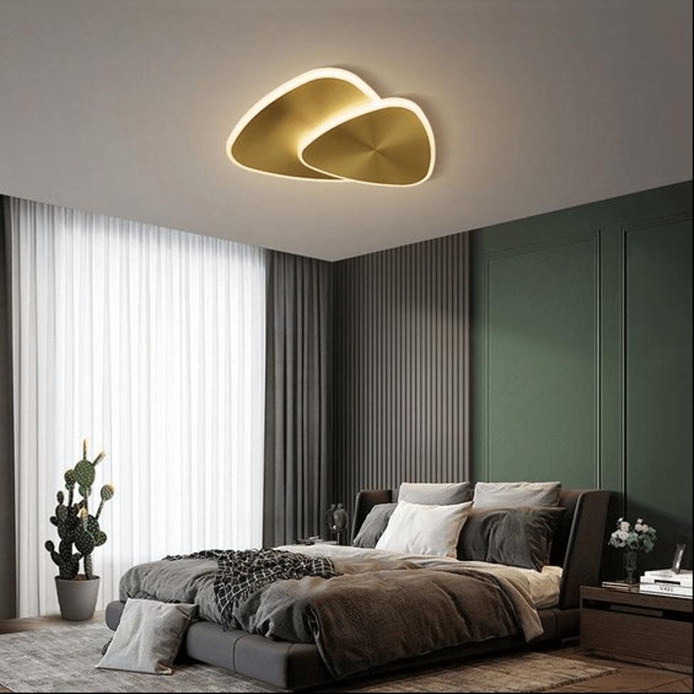 Đèn ốp trần Led cho phòng ngủ