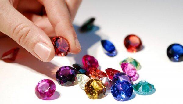 Các loại đá quý thiên nhiên