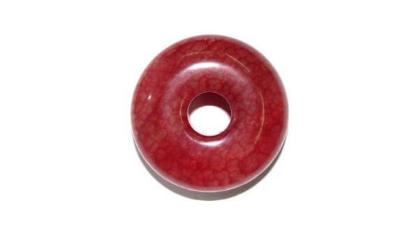 Đá cẩm thạch đỏ, tức Red Jade
