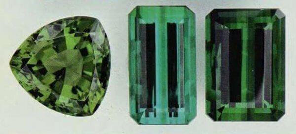 Đá tourmaline xanh lá