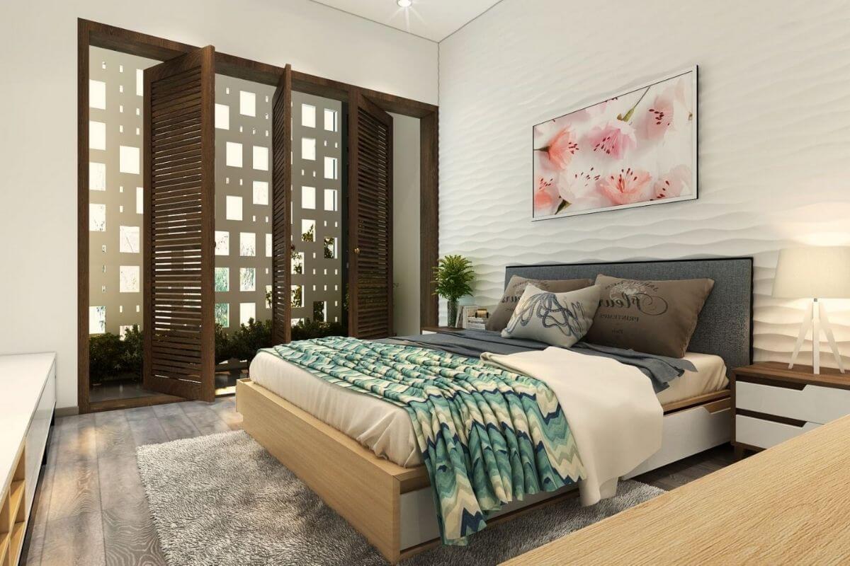 12 Mẫu phòng ngủ nhà ống đẹp và hiện đại giúp bạn có giấc ngủ ngon mỗi ngày