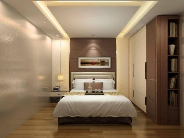 Hình phòng ngủ đẹp và cân đối