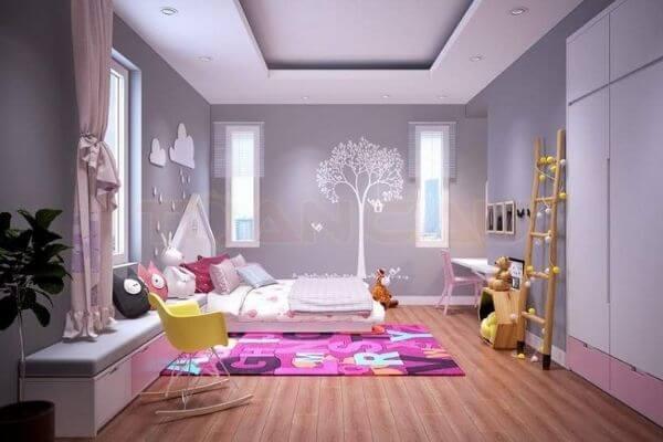 Những mẫu nội thất căn hộ chung cư 60m2 sang trọng