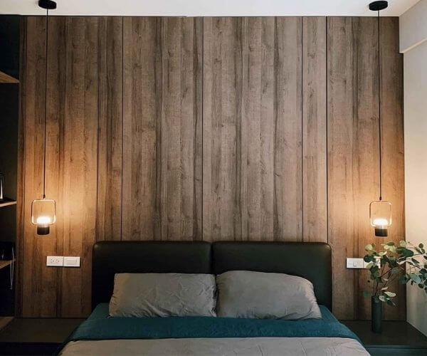 Phòng ngủ của một căn nhà hiện đại