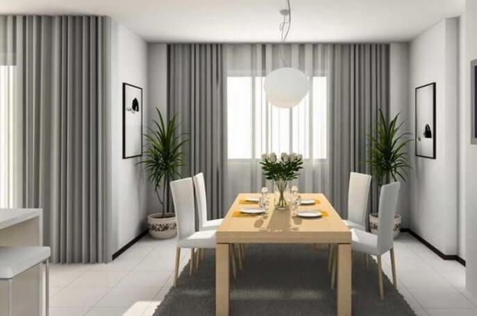 Các mẫu trang trí nhà cửa đơn giản và giá cả hợp lý