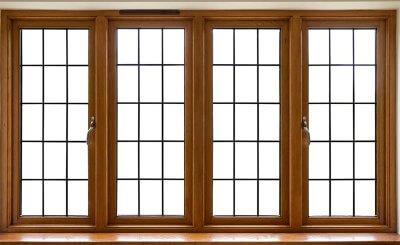 25 Mẫu cửa sổ gỗ 4 cánh đẹp nhất năm 2021