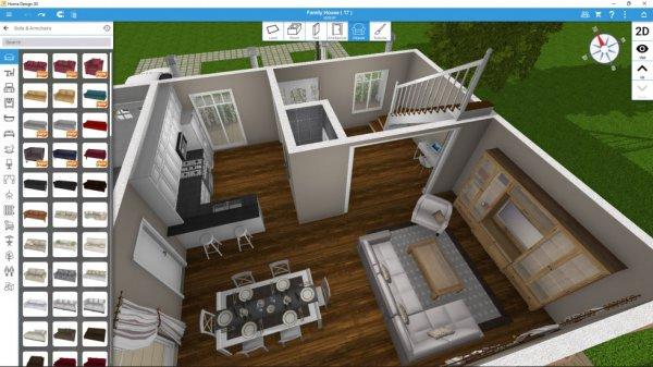 Home Design 3D - App thiết kế nhà hiệu quả