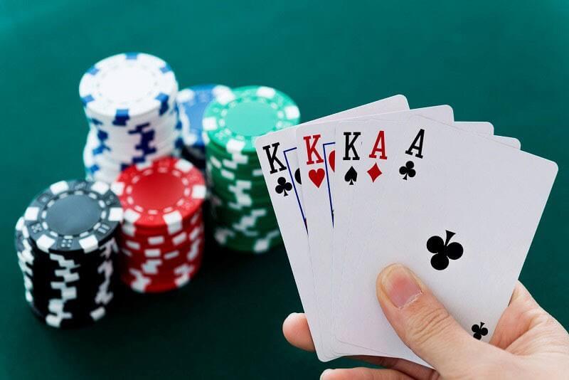 Những vòng chơi của bài Poker